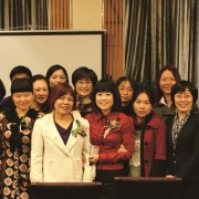 impacting lives in China
